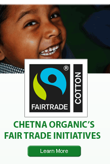 Chetna's Fairtrade Initiatives