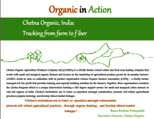 Organic in Action - Presentation